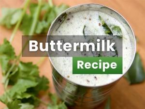 Buttermilk Recipe