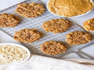 Peanut Butter Banana Cookies Recipe