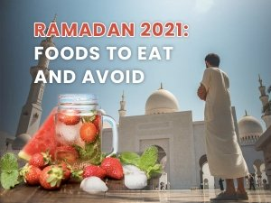 Foods To Eat And Avoid For Fasting Associated Dehydration