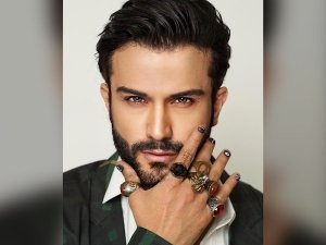 Sahil Salathia Makes Huge Statement With His Nail Art At An Event