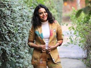 Bhaag Beanie Bhaag Actress Swara Bhaskar S Powerful Pantsuits On Her Birthday