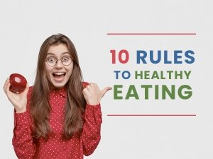 Rules For Healthy Eating