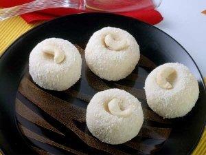 Sooji Laddu Recipe