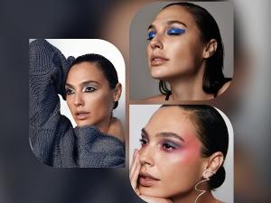 Wonder Woman Star Gal Gadot S Three Exotic Eye Makeup Looks From Her Instagram