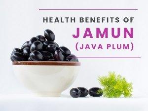 Health Benefits Of Jamun Nutritional Profile Jamun Juice Recipe