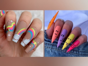 Coolest And Unique Nail Art Designs You Can Try During The Lockdown