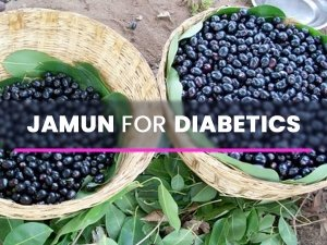 Why Diabetics Must Include Jamun In Their Diet