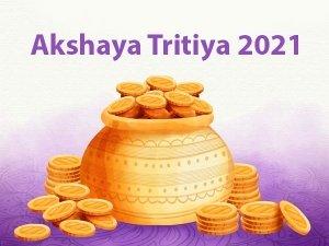 Things You Can Donate On Akshaya Tritiya