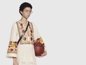 Gucci Sells A Kaftan Dress That Looks Like A Traditional Kurta For Rs 2 5 Lakhs And Twitter Is Shoc