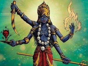 Goddess Kali Aarti Lyrics In Hindi English