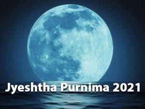 Jyeshtha Purnima 2021 Muhurat Rituals And Significance