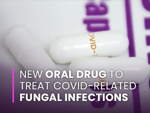 Amphotericin B Oral Drug To Treat Covid Related Fungal Infections
