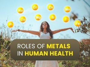 Roles Of Metals In Human Health
