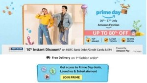 Amazon Prime Day Sale 2021 Exciting Discounts And Offers On 15 Products Dresses Watches Books