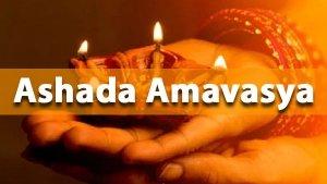 Ashada Amavasya Date Muhurta Rituals And Significance