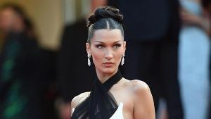 Bella Hadid S Stylish Bun Hairstyle At Cannes Film Festival 2021