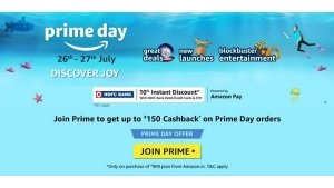 Amazon Prime Day Sale Phones Headphones Jewellery Books And Clothes Discounted Products