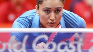 Tokyo Olympics 2020 India Table Tennis Manika Batra Secures Womens Single Third Round