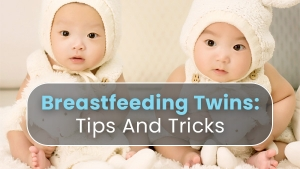 Breastfeeding Twins: Expert Tips, Finding The Right Feeding Position And More