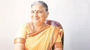 Sudha Murthy Birthday Facts About Her Inspiring Quotes
