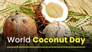 World Coconut Day Date History Theme Significance