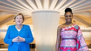 German Chancellor Angela Merkel Yes I Am A Feminist We Should All Be Feminists