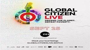 Global Citizen Live Anil Kapoor Amitabh Bachchan Kiara Advani Hrithik Roshan To Participate