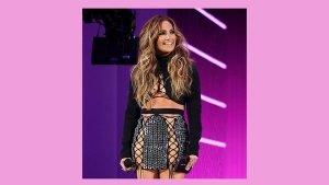 Tips On Perfecting Jennifer Lopez S Makeup At Mtv Vmas 2021