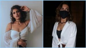 Kubbra Sait And Deepika Padukone S Street Style Look