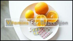 Vitamins Reduce Depression Symptoms