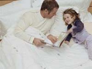 Bedtime Reading Kids Memory