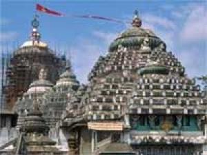 Jagannath Puri Sand Sudarshan