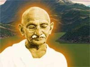 Gandhi Non Violence Spiritual Values