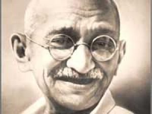 Gandhi Spiritual Values Untouchability