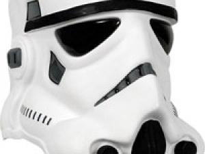 Christmas Toys Star Wars Helmet
