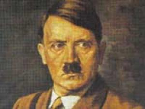 Adolf Hitler Paintings