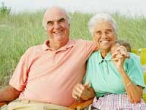 Sharp Memory Elderly Old People