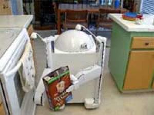 Kitchen Assistant Robots