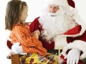 Santa Claus Christmas Belief