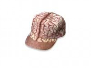 Thinking Cap Human Brain