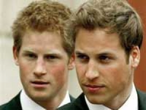 Prince Williams Harry Charity Launch