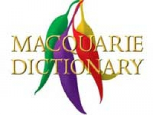 Macquarie Dictionary New English Words