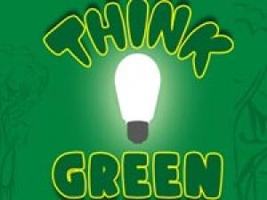 Green Fridge Eco Friendly