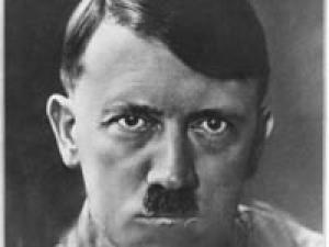Adolf Hitler Sticker Album