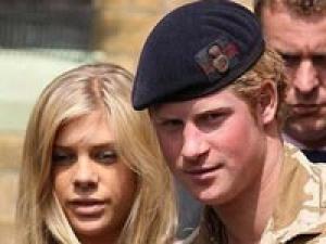Prince Harry Break Up
