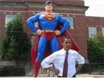 Barack Obama Hero