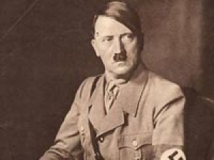 Adolf Hitler Table Manners