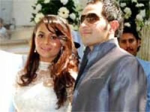 Amrita Arora Wedding