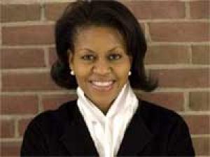 Michelle Obama Comic Female Forces