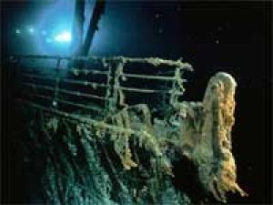 Rusty Key Titanic